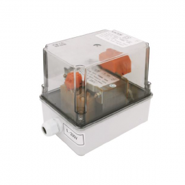 Single phase sealed transformers