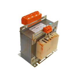 Single phase Transformers with separated coils
