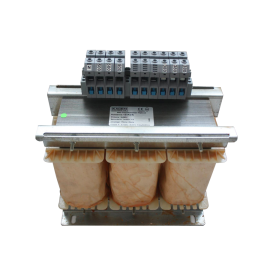 Three phases supply transformers